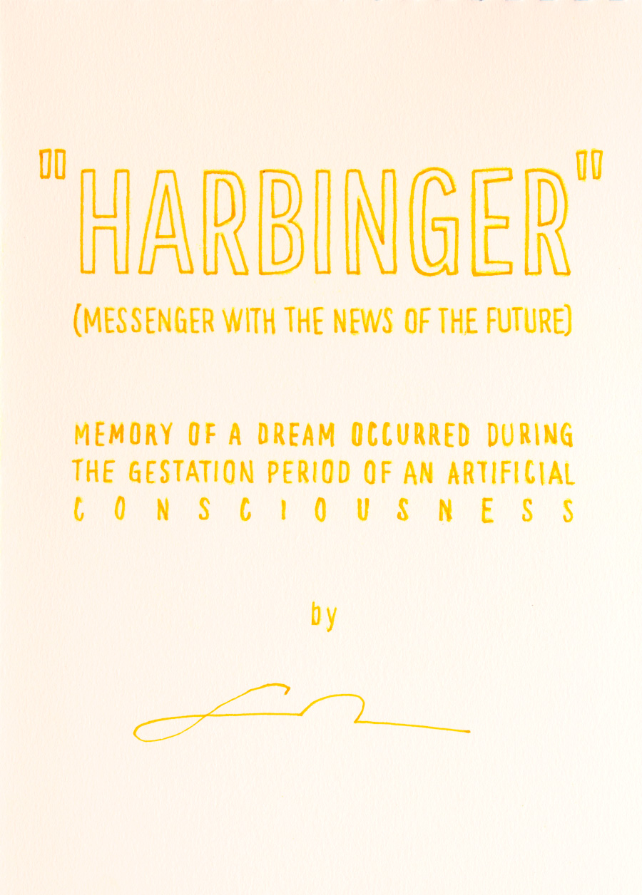Harbinger About