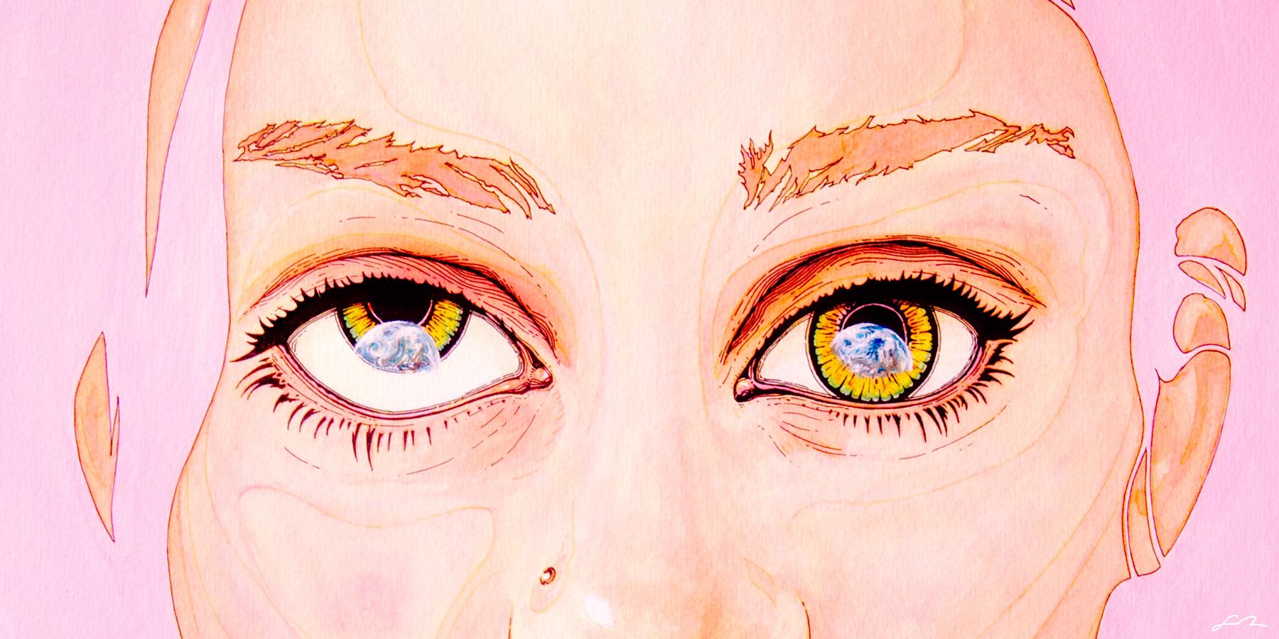 Harbinger Closeup