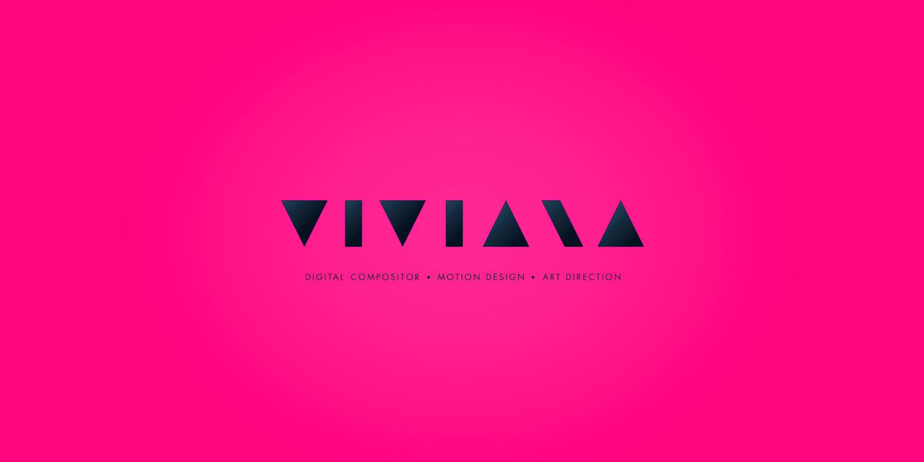 Viviana a Visual Identity by Francisco Romano