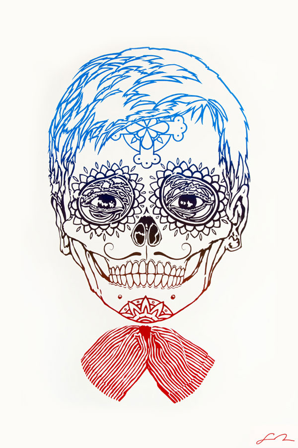 Petit Calavera by Francisco Romano