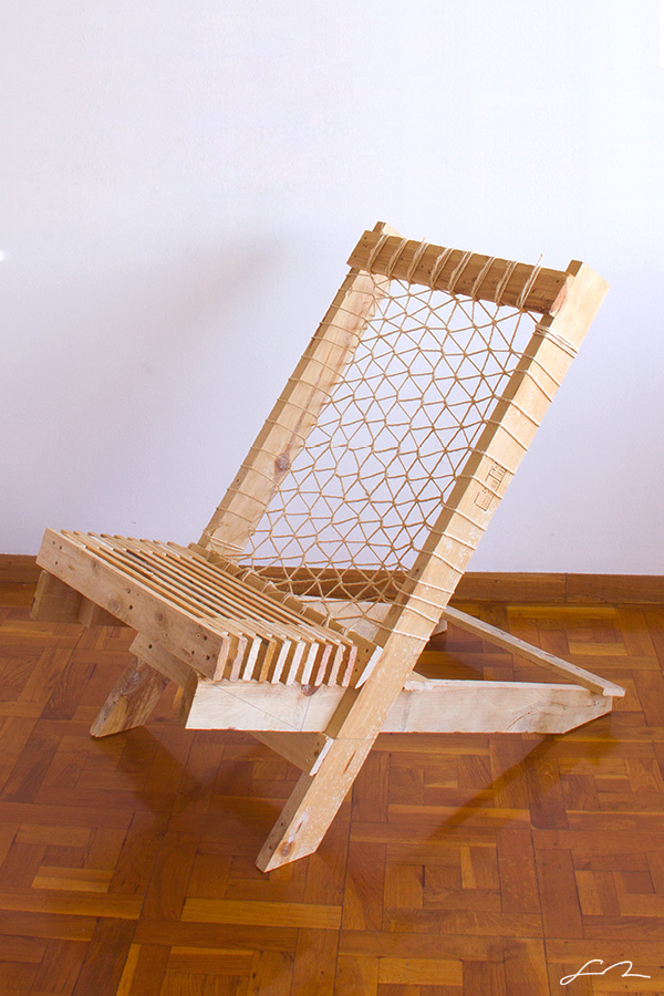 wovenholder chair by francisco romano thumb